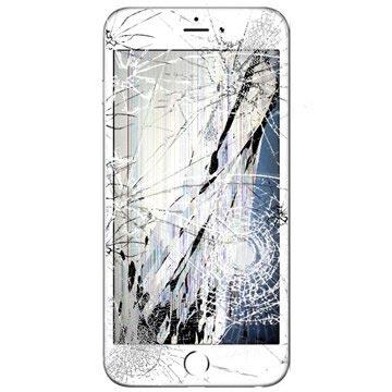 iPhone 6 Plus LCD & Touchscreen Reparatie Wit