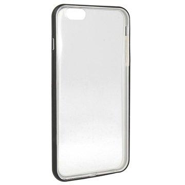 iPhone 6 Plus / 6S Plus 4smarts Uptown Clip Cover Zwart