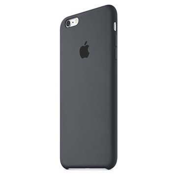iPhone 6 Plus / 6S Plus Apple Siliconen Hoesje MKXJ2ZM/A Zwart