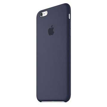 iPhone 6 Plus / 6S Plus Apple Siliconen Hoesje MKXL2ZM/A Middernacht Blauw