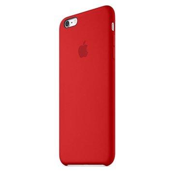 iPhone 6 Plus / 6S Plus Apple Siliconen Hoesje MKXM2ZM/A Rood