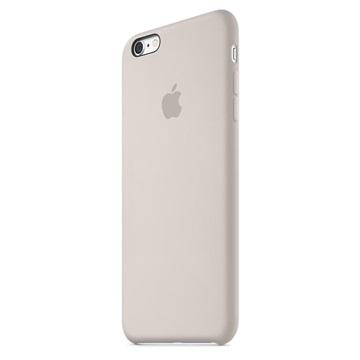 iPhone 6 Plus / 6S Plus Apple Siliconen Hoesje MKXN2ZM/A Stone