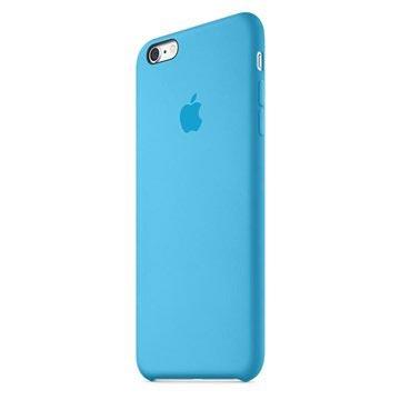 iPhone 6 Plus / 6S Plus Apple Siliconen Hoesje MKXP2ZM/A Blauw