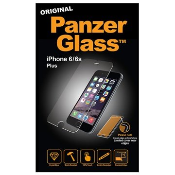 iPhone 6 Plus / 6S Plus PanzerGlass Displayfolie