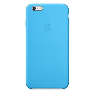 iPhone 6 Plus / 6S Plus Apple MGRH2ZM/A Siliconen Hoesje Blauw