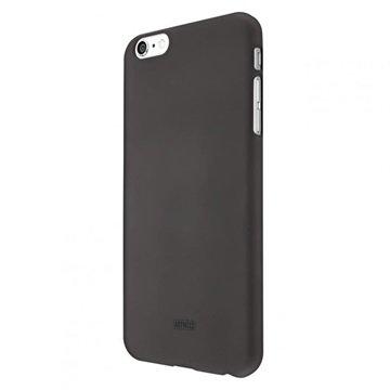iPhone 6 Plus / 6S Plus Artwizz Rubber Clip Cover Zwart