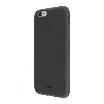 iPhone 6 Plus / 6S Plus Artwizz SeeJacket Siliconen Hoes Zwart