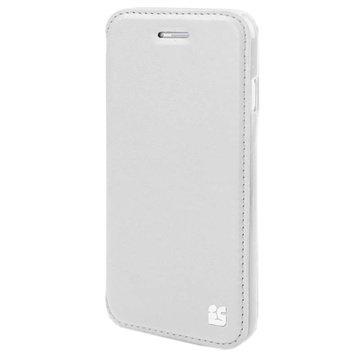 iPhone 6 Plus Beyond Cell Infolio A Wallet Leren Hoesje Wit