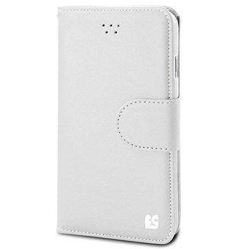 iPhone 6 Plus Beyond Cell Infolio B Wallet Leren Hoesje Wit