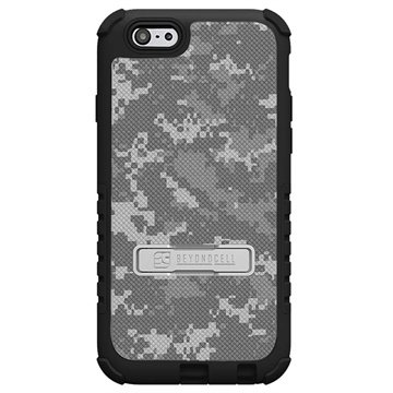 iPhone 6 Plus Beyond Cell Tri Shield Design Hybride Cover Digitale Camouflage