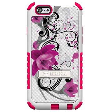 iPhone 6 Plus Beyond Cell Tri Shield Design Hybride Cover Lotusbloem
