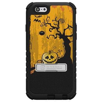 iPhone 6 Plus Beyond Cell Tri Shield Design Hybride Cover Pompoen