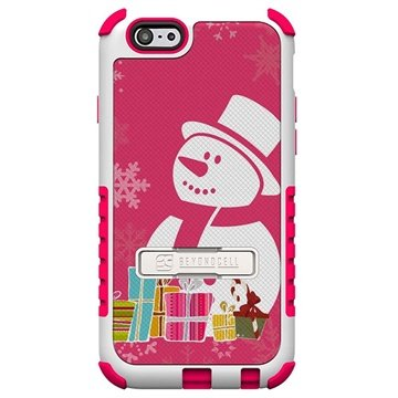 iPhone 6 Plus Beyond Cell Tri Shield Design Hybride Cover Sneeuwpop
