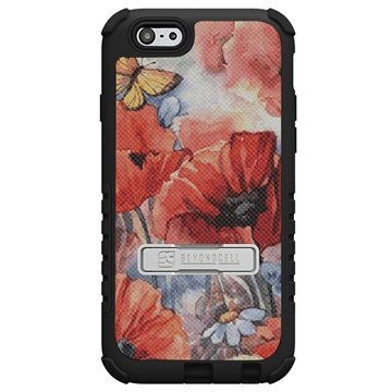 iPhone 6 Plus Beyond Cell Tri Shield Design Hybride Cover Spring Canvas