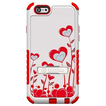 iPhone 6 Plus Beyond Cell Tri Shield Design Hybride Cover True Heart