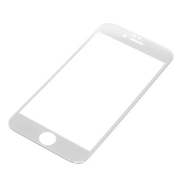 iPhone 6 Plus / 6S Plus Digishield Curved Displayfolie Zilver