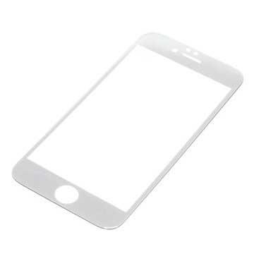 iPhone 6 Plus / 6S Plus Digishield Curved Displayfolie Zilver