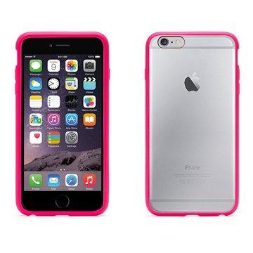 iPhone 6 Plus / 6S Plus Griffin Reveal Cover Roze / Transparant