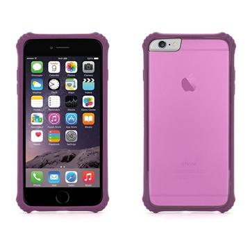 iPhone 6 Plus / 6S Plus Griffin Survivor Cover Paars / Transparant