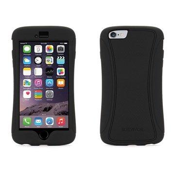 iPhone 6 Plus / 6S Plus Griffin Survivor Slim Cover Zwart