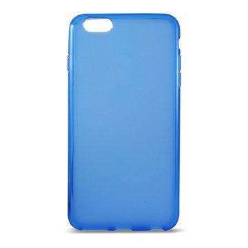 iPhone 6 Plus / 6S Plus Ksix Flex TPU Cover Blauw