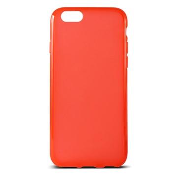 iPhone 6 Plus / 6S Plus Ksix Flex TPU Cover Rood