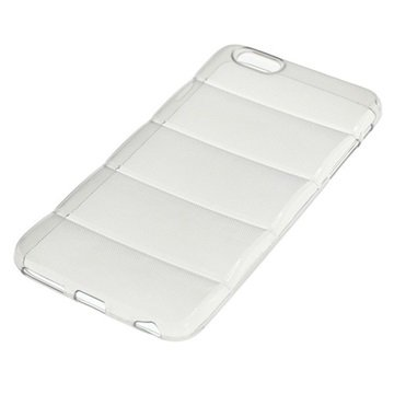 iPhone 6 Plus / 6S Plus Lines TPU Case Doorzichtig