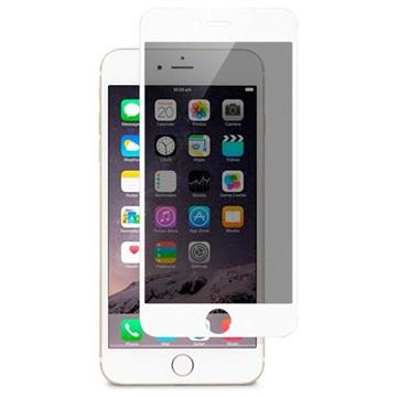 iPhone 6 Plus / 6S Plus Moshi iVisor Glass Privacy Displayfolie Wit