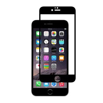 iPhone 6 Plus / 6S Plus Moshi iVisor Glass Displayfolie Zwart