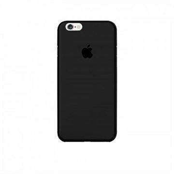 iPhone 6 Plus / 6S Plus Ozaki O!Coat 0.4 Jelly Cover Zwart