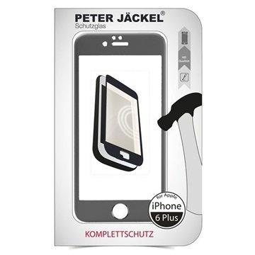 iPhone 6 Plus / 6S Plus Peter Jäckel Full Display HD Glass Displayfolie Grijs