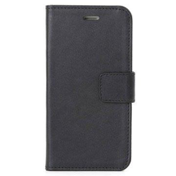 iPhone 6 Plus / 6S Plus Skech Polo Book Wallet Hoesje Zwart