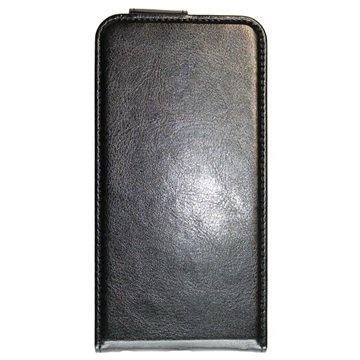 iPhone 6 Plus / 6S Plus UreParts Flip Case Zwart