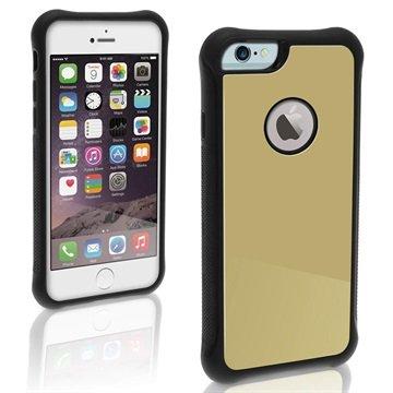 iPhone 6 Plus / 6S Plus iGadgitz Harde Bumper Cover Goud