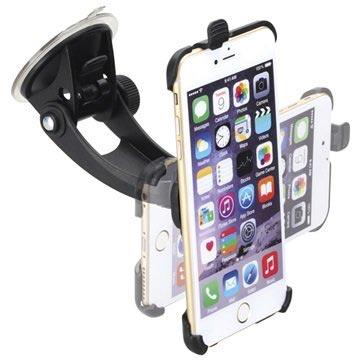 iPhone 6 Plus / 6S Plus iGrip T5-94974 Reisset / Autohouder Zwart