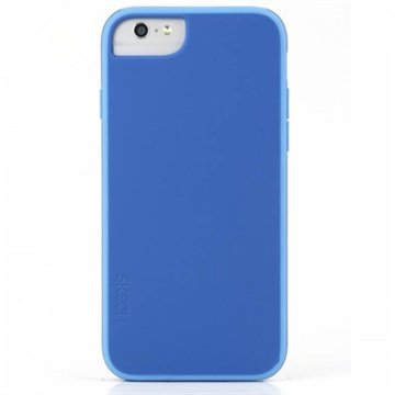 iPhone 6 / 6S Skech Ice Cover Blueberry Blauw
