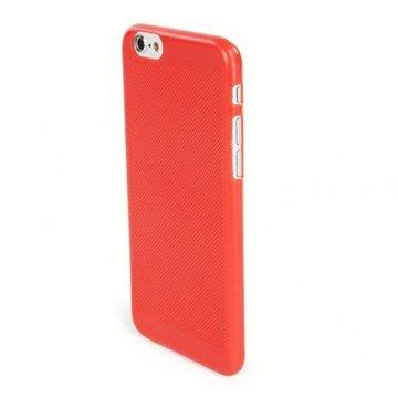 iPhone 6 / 6S Tucano Tela Cover Rood
