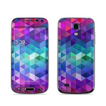 Dit is geen cover, dit is een decoratieve beschermde skin sticker!samsung galaxy s4 mini charmed skin  mete ...