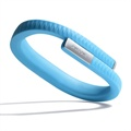 Jawbone UP Wristband - iPhone 5S, HTC One MAX, Xperia Z1 Compact - L - Blauw