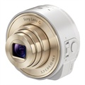Sony QX10 Lens-Style Camera - Wit