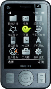 Philips C702 accessories