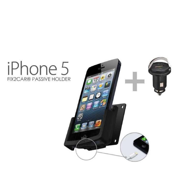Tablet Holder For Car iPhone 5 / 5S Fix2Car Passieve Houder